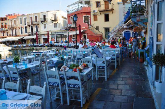 Rethymnon stad haventje